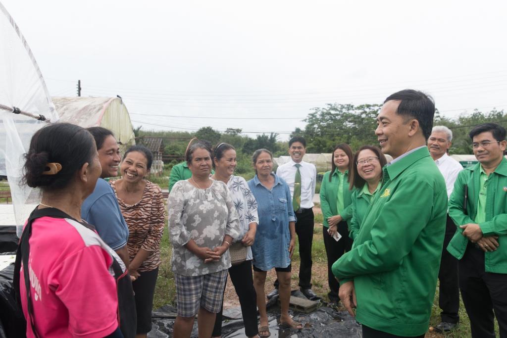 ธ.ก.ส. เปิดเว็บไซต์ www.เยียวยาเกษตรกร.com สำหรับคนไม่มีบัญชี ธ.ก.ส. แจ้งโอนเงินเยียวยา