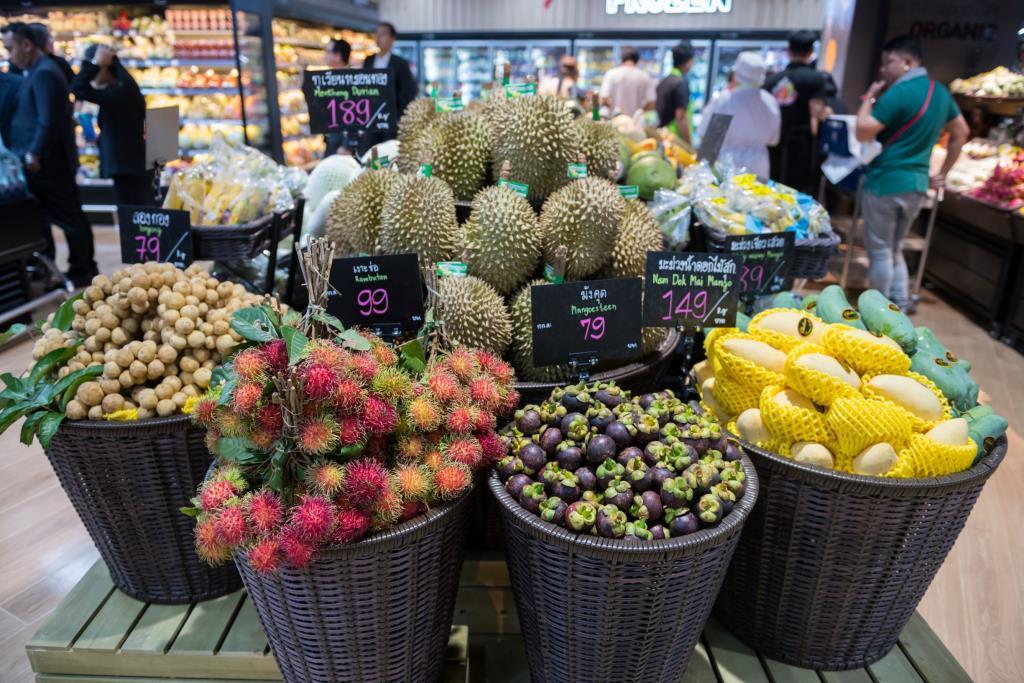 """""""บิ๊กซี""""รับซื้อกว่า 3,000 ตันช่วยเกษตรกร จัด""""เทศกาลผลไม้ไทย ประจำปี 2563"""""""
