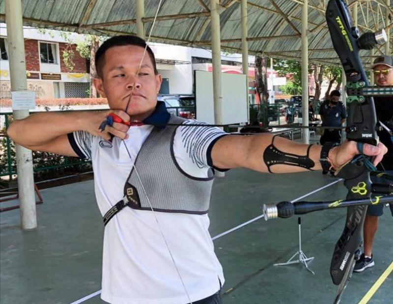 ยิงธนู คัมแบ็คซ้อมสนามจริง เตรียมคัดโอลิมปิกเกมส์