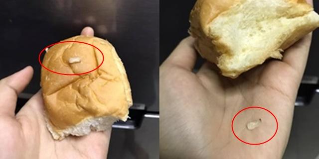 สาวโพสต์เตือน! ซื้อขนมปังจากห้างดังได้ของแถมเป็นเล็บคน ถามหามาตรฐานความปลอดภัยอยู่ตรงไหน