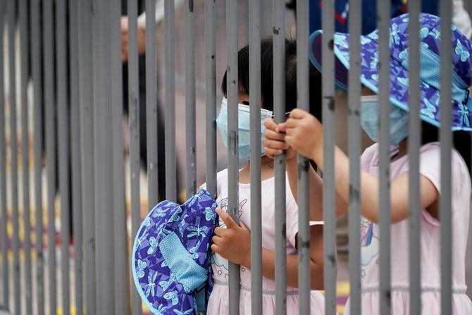 ใครว่าเด็กไม่เสี่ยง!!สหรัฐฯเตรียมแพร่คำเตือน พบอาการอักเสบ'อันตรายในเด็ก'โยงโควิด-19