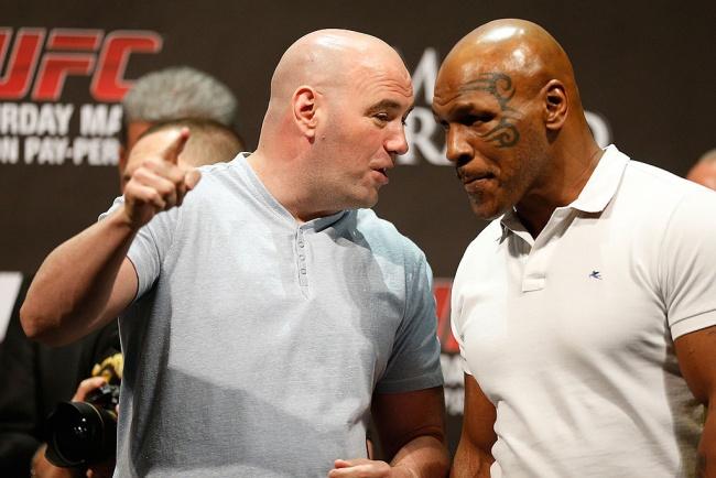 """แก่เกินแกง!! ปธ. UFC แนะ """"ไมค์ ไทสัน"""" เลิกคิดต่อยมวย"""