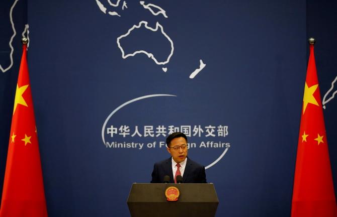 ปักกิ่งโวยสภาคองเกรสสหรัฐฯกำลังหาทางคว่ำบาตรจีนเรื่องโควิด-19