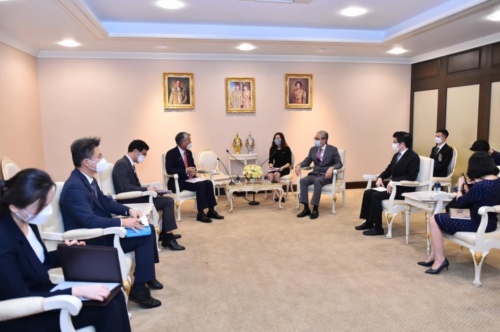 เอกอัครราชทูตเกาหลีใต้ ขอไทยผ่อนปรนนักธุรกิจเอกชน วอนปลดเขตติดโรคโควิด-19 ระบุสองประเทศควบคุมได้