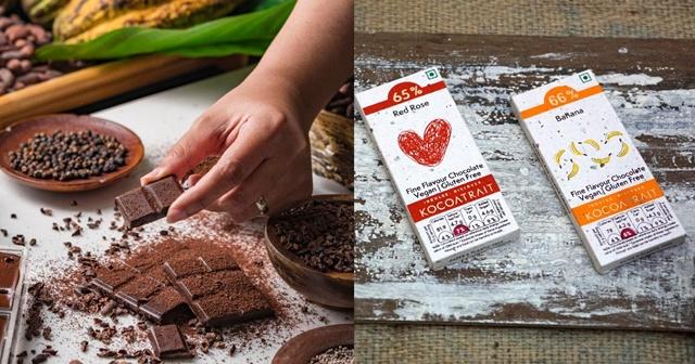 "'Kocoatrait' ช็อกโกแลตสุดกรีน! แบรนด์แรกในอินเดีย  ใช้แนวคิด ""ขยะเป็น 0"" ตั้งแต่ผลิตจนถึงการบริโภค"