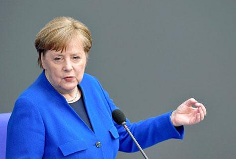 อังเกลา แมร์เคิล นายกรัฐมนตรีเยอรมนี