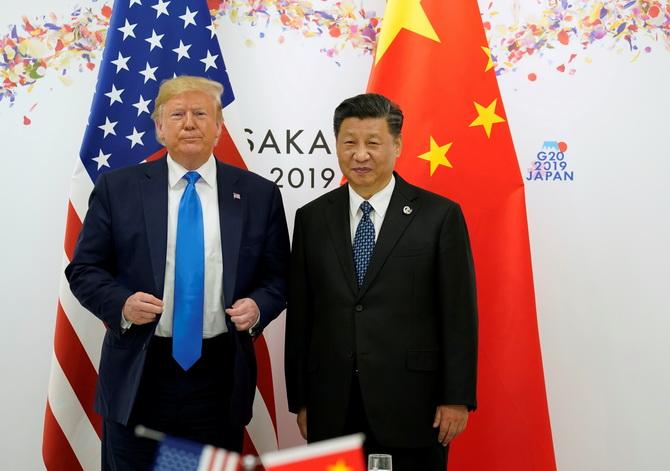 ทรัมป์บอกไม่มีอารมณ์คุย'สี จิ้นผิง' ยกประเด็นโควิด-19ขู่ตัดขาดสัมพันธ์ทั้งหมดกับจีน