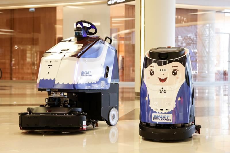 หุ่นยนต์ทำความสะอาด