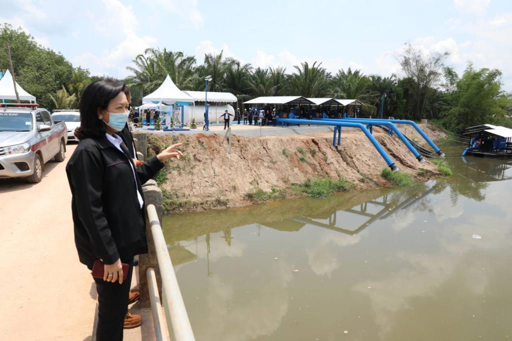 กนอ.เล็งสร้างแหล่งน้ำในนิคมฯเพิ่ม รับมือวิกฤติแล้ง