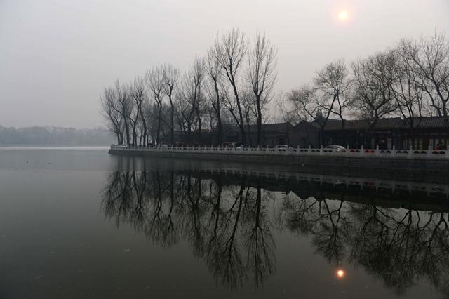 มลพิษอากาศในจีนพุ่งสูงเป็นครั้งแรกนับจากเดือนธ.ค.ปีที่แล้ว