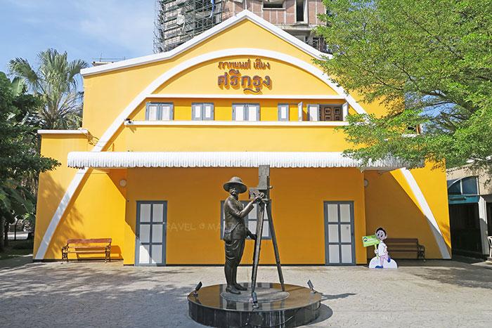 """""""พิพิธภัณฑ์ภาพยนตร์ไทย-เมืองมายา"""" พร้อมเปิดให้เข้าชม 26 พ.ค.นี้"""