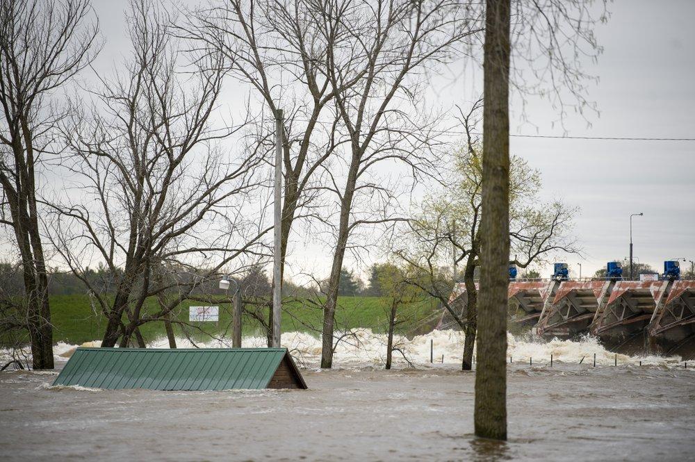 มิชิแกนน้ำท่วมหนัก-เขื่อนแตกสองแห่ง อพยพคนนับหมื่นออกจากพื้นที่เสี่ยงภัย