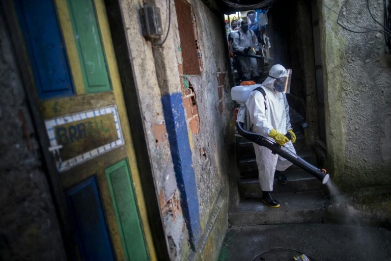 บราซิลสาหัสยอดตายวันเดียวเกิน 1,000 ละตินอเมริกาเข้าสู่สถานการณ์เลวร้ายสุด