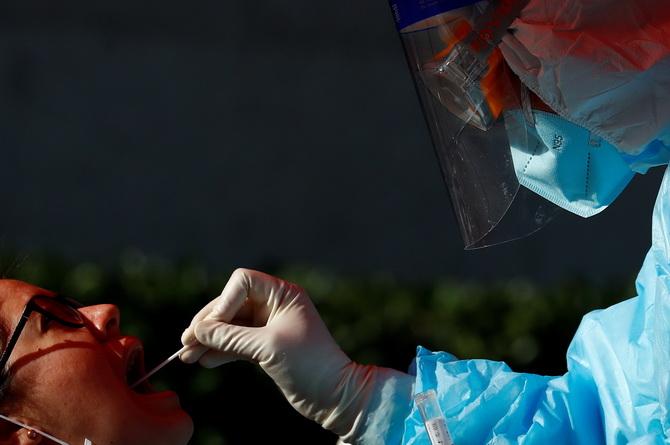 ยุ่งอีก!จีนพบสัญณาณไวรัสโควิด-19เปลี่ยนไปในกลุ่มก้อนผู้ติดเชื้อใหม่