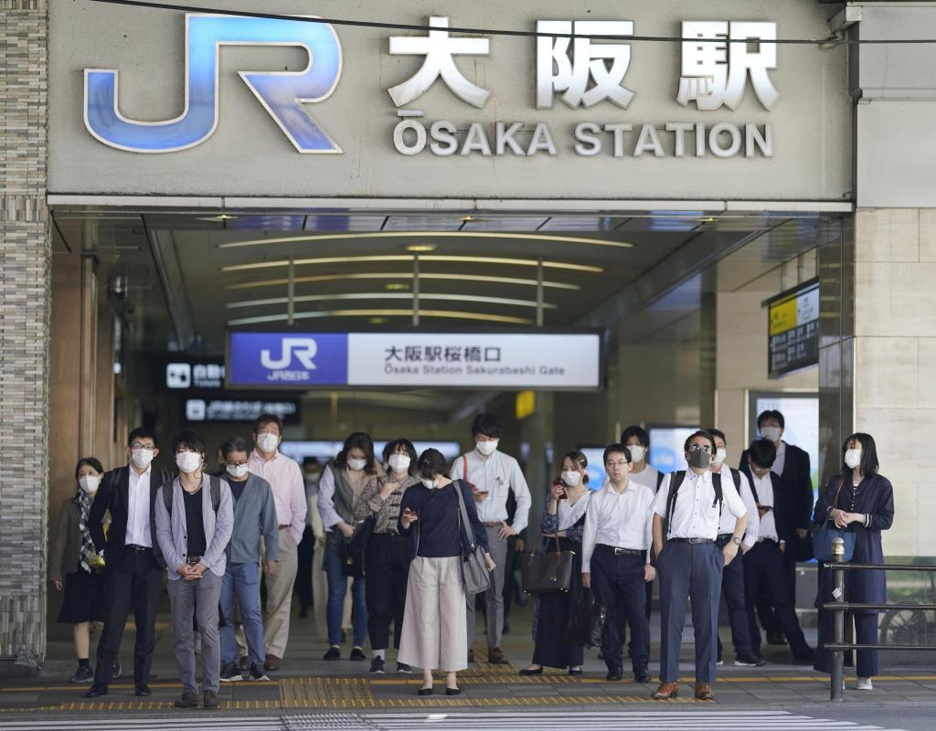 ญี่ปุ่นจ่อยกเลิก 'สถานการณ์ฉุกเฉิน' ใน 3 จังหวัด หลังยอดติดเชื้อ 'โควิด-19' ลดลง