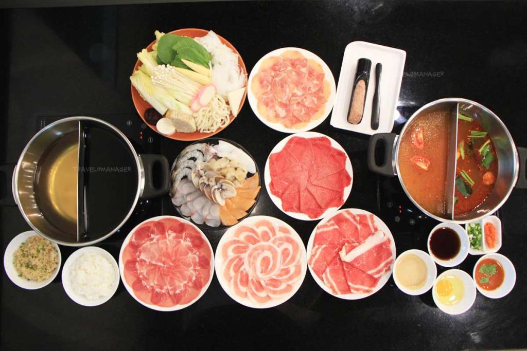 """""""Shabu One"""" อร่อยเต็มอิ่มกับบุฟเฟต์ชาบูสไตล์ญี่ปุ่น"""