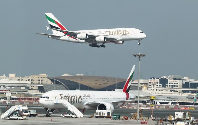 สายการบินเอมิเรตส์เจรจาแอร์บัสลดสั่งซื้อ A380 หลังลือเตรียมปลด พนง.3 หมื่นคนเซ่นโควิด