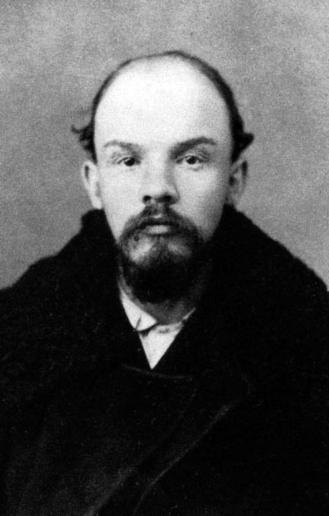 Vladimir  Lenin ซึ่งเป็นรัฐบุรุษแห่งรัสเชีย