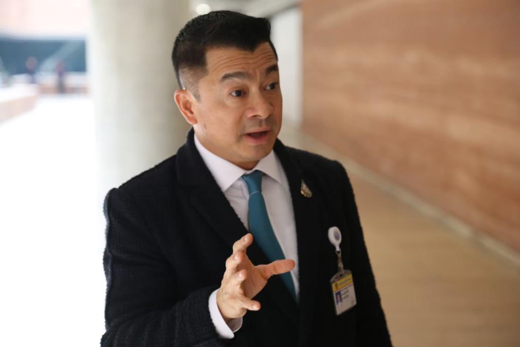 """""""เศรษฐพงค์"""" แนะรัฐลุยลงทุนโครงสร้างพื้นฐานโทรคมนาคม พร้อมส่งเสริมแพลตฟอร์มคนไทย กระตุ้นเศรษฐกิจหลังวิกฤตโควิด"""
