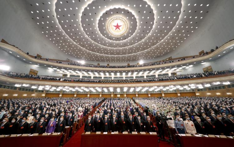 สภานิติบัญญัติจีนเริ่มพิจารณา 'ร่างประมวลกฎหมายแพ่ง'