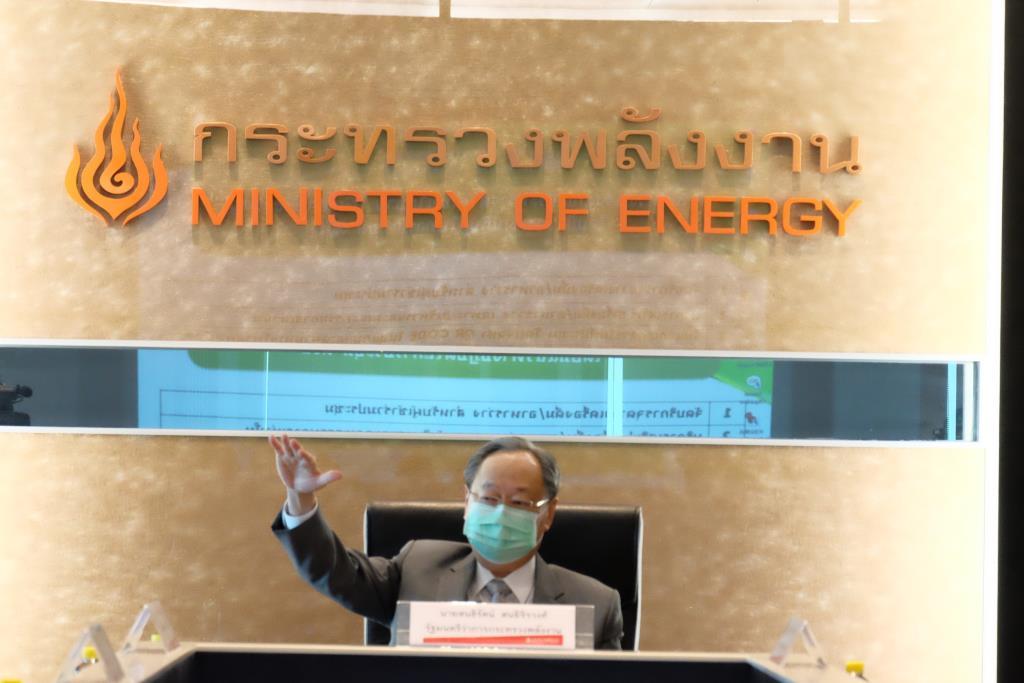 """""""สนธิรัตน์""""มั่นใจรัฐบาลผ่านฉลุยศึกซักฟอกเงินกู้โควิดชูผลงานพลังงานมีเพียบ"""