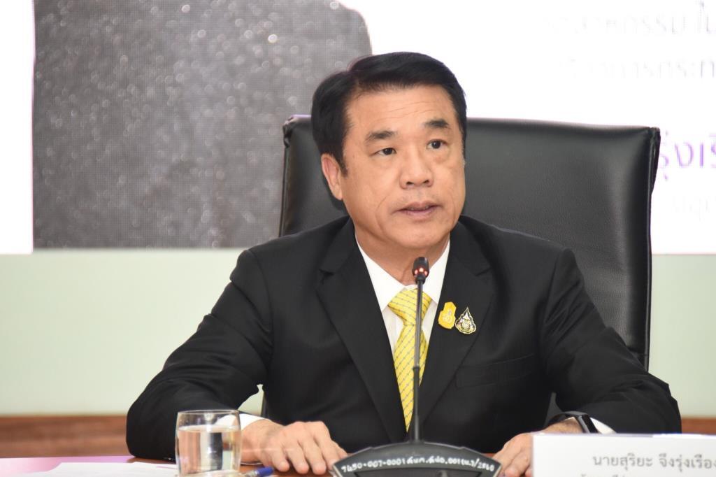 """""""สุริยะ"""" ลั่นพานาโซนิคยังปักฐานผลิตไทยถึง 18 โรงงานย้ายไปเวียดนามแค่เล็กน้อย"""