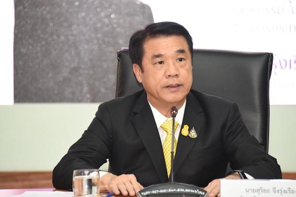 'สุริยะ'  โต้ 'พานาโซนิค' ยังยึดฐานการผลิตในไทยอีก 18 โรงงาน เดินหน้าผลักดันเศรษฐกิจชุมชน 4 มิติ