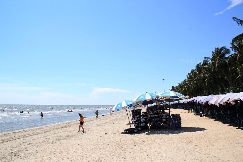 """เตรียมตัวเที่ยว """"หาดบางแสน"""" ปลดล็อค 1 มิ.ย. นี้"""