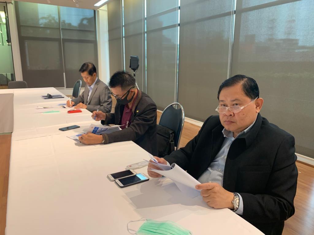 ตัวแทน SME พบผู้บริหาร-ส.ส.เพื่อไทยฝากทวงเยียวยาโควิด-19