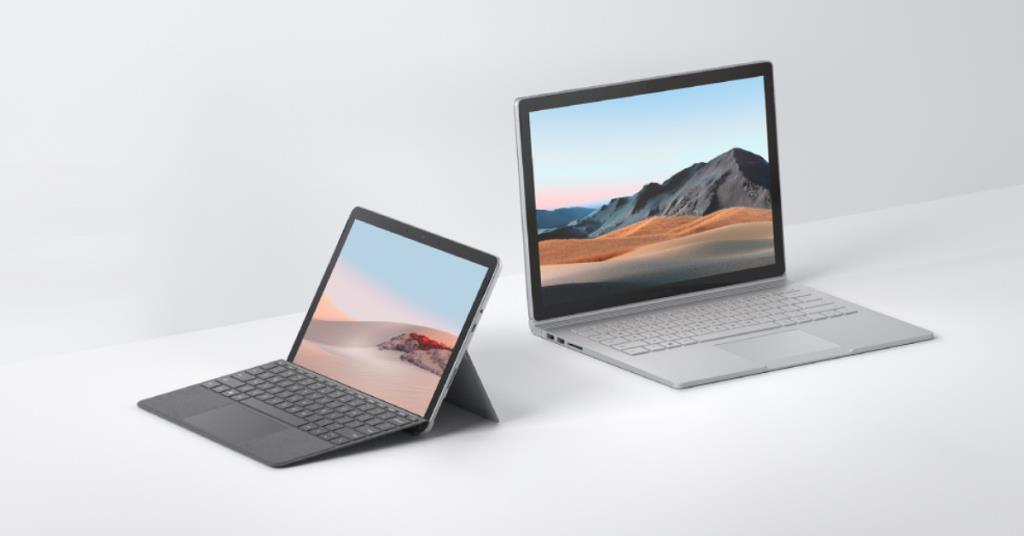 Microsoft เปิดจอง Surface Go 2 / Book 3 ก่อนขายมิ.ย.