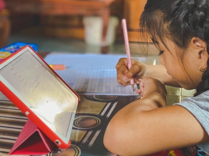 'เรียนออนไลน์' แบบไหนเหมาะสำหรับเด็กเล็ก  /ดร.สรวงมณฑ์ สิทธิสมาน