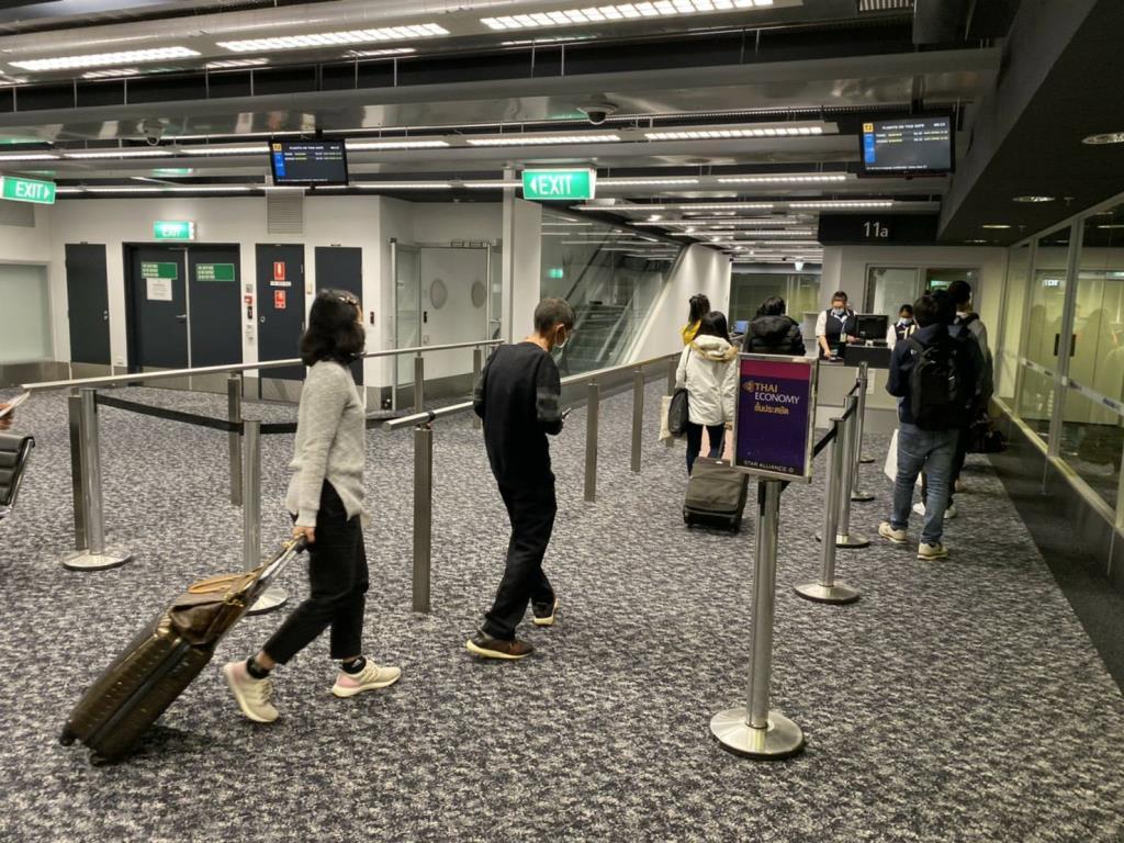 การบินไทยจัดเที่ยวบินพิเศษรับคนไทยจากออสเตรเลียกลับบ้าน