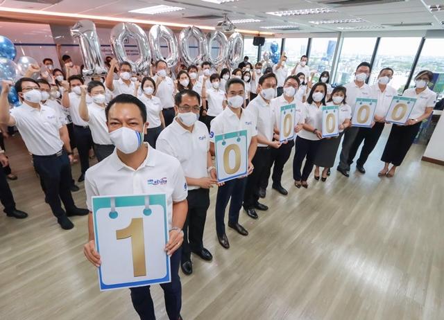 """""""บสย."""" ทุบสถิติ 5 เดือนค้ำหนี้ 1 แสนล้านบาท ยังมีเงินอีก 4 หมื่นล้านช่วยอุ้ม SMEs ทุกกลุ่ม"""