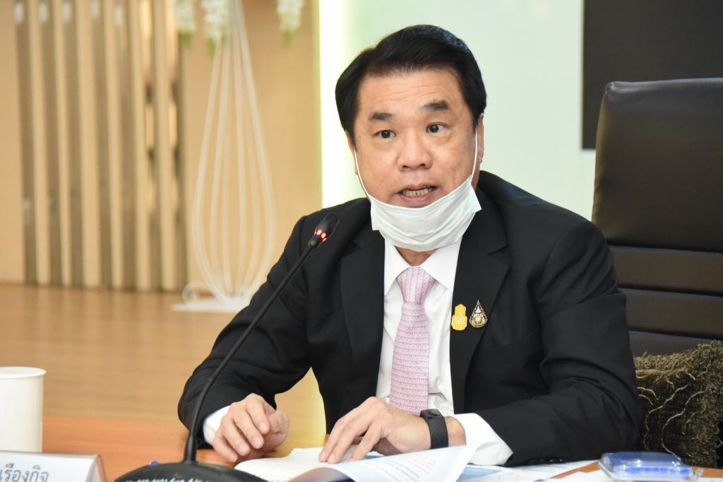 """""""สุริยะ""""แย้มข่าวดีต่างชาติจ่อย้ายฐานผลิตจากจีนซบไทยเด้งรับข้อเสนอเอกชนตั้งกองทุนฯ5พันล."""