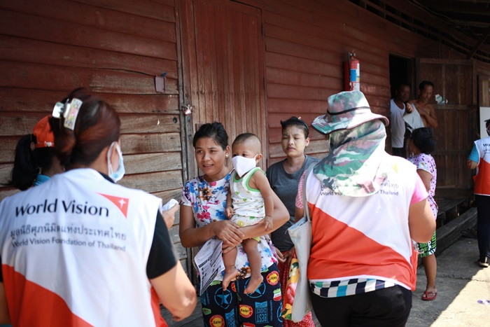 สู้โควิด-19!! มูลนิธิศุภนิมิตฯ  ช่วย 73 ชุมชนยากไร้ ครอบคลุม 42 จังหวัดทั่วประเทศ