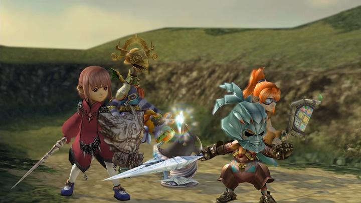 """Final Fantasy Crystal Chronicles"" ลงควบคอนโซล-สมาร์ตโฟน ส.ค.นี้"