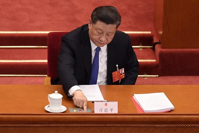 'สภาจีน'รับรองออกกม.ความมั่นคง แม้'สหรัฐฯ'เพิกถอนสถานะพิเศษ'ฮ่องกง'