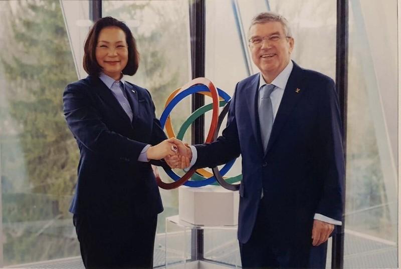 """""""ปัทมา"""" นั่งประธาน กมธ.วัฒนธรรม-ดูแลกองทุนโอลิมปิก"""