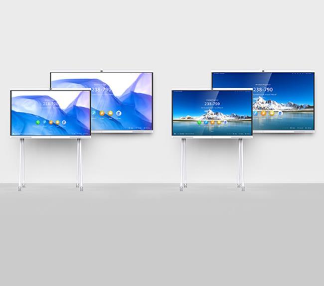 """ชมโฉมจออัจฉริยะ """"Huawei IdeaHub"""" ไวท์บอร์ดอินเทอร์แอคทีฟที่หัวเว่ยพร้อมชนทุกค่าย"""