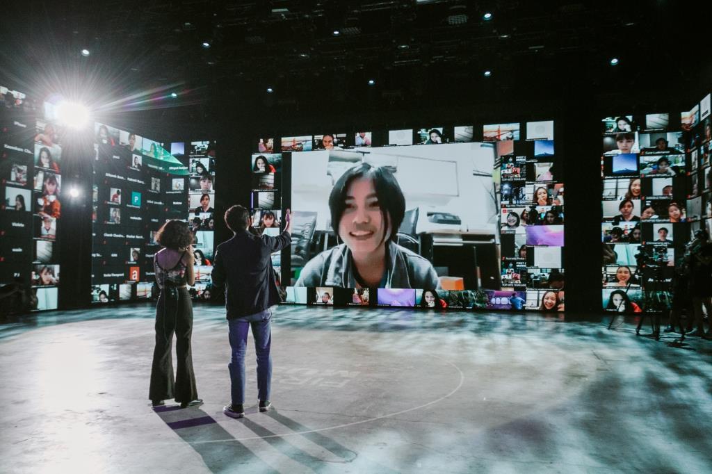 """ครั้งแรกของไทย!! What The Duck จัดเต็มงานแถลงข่าวออนไลน์มิวสิคเฟสติวัล""""Online Music Festival Top Hits Thailand""""ระเบิดความมันส์พร้อมกัน7มิถุนายนนี้"""