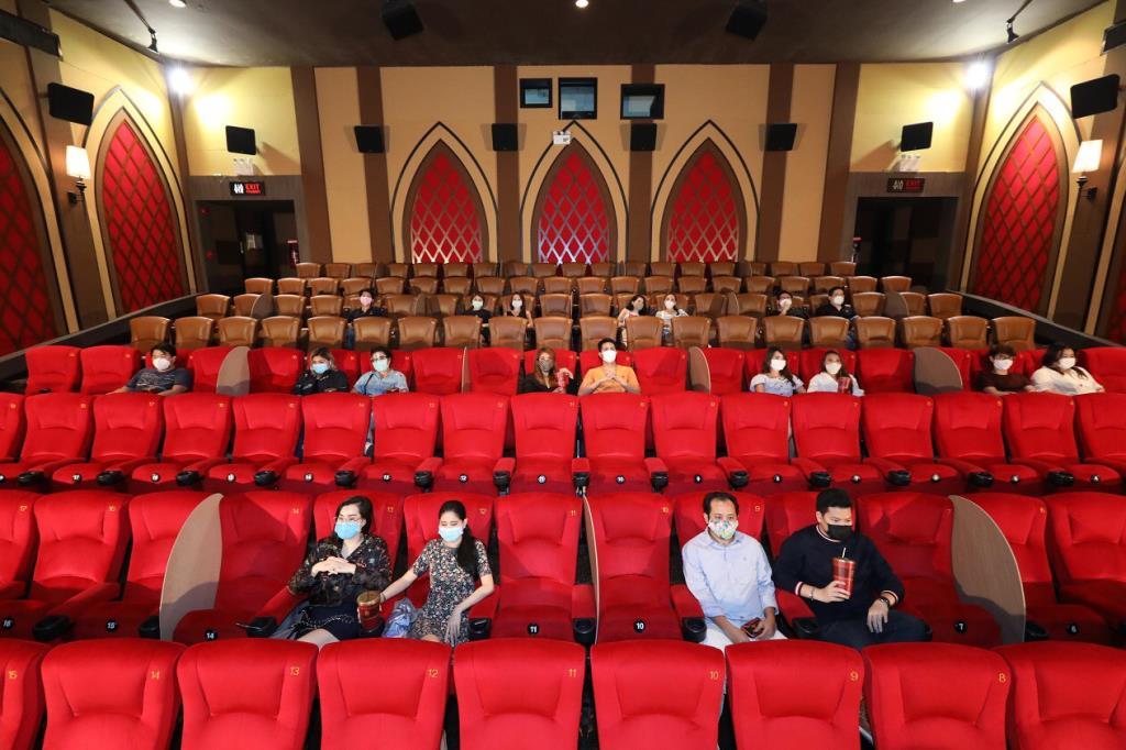 เมเจอร์ฯชู 5 หลัก รับเปิดโรงหนังสู้โควิด-19