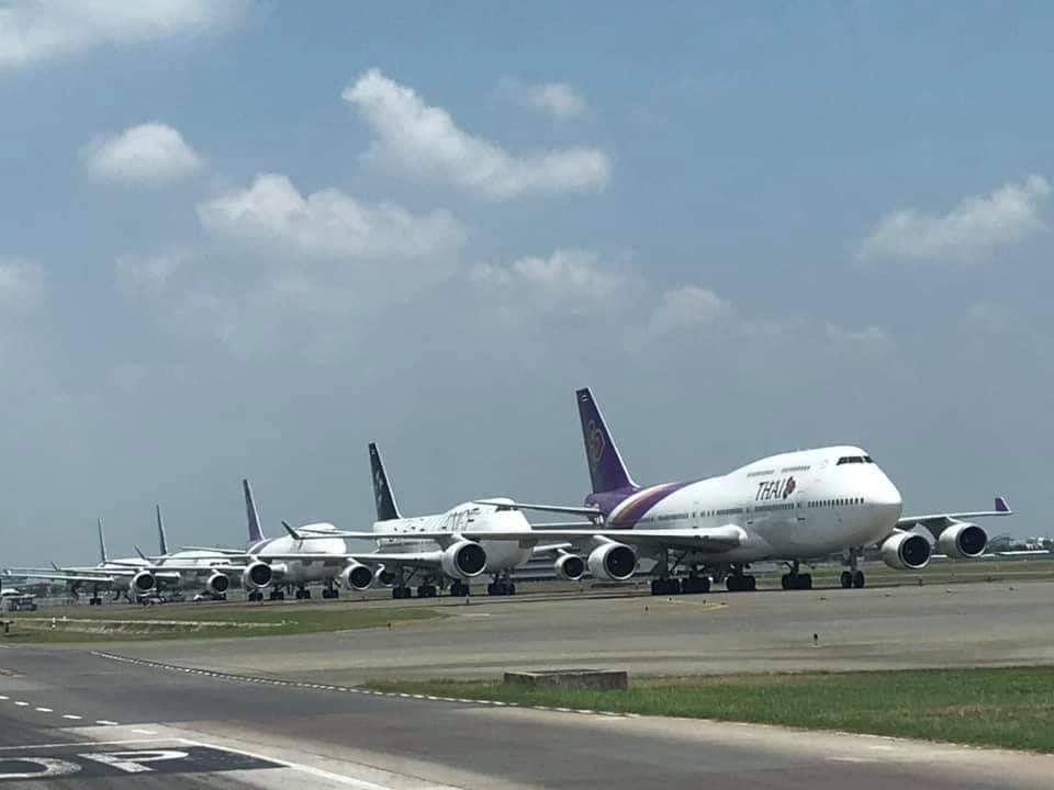 """การบินไทยแจง""""สัญญาเช่าเครื่องบิน""""มีมาตรฐาน ไม่เกี่ยวนิตติบุคคลชื่อไทย"""