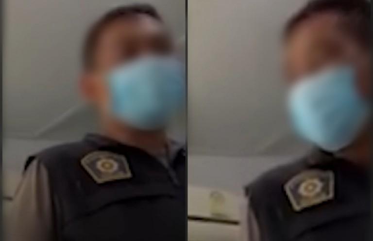 เด้ง! 8 ตำรวจ สภ.หนองจอก เซ่นคลิปฉาวเรียกรับเงิน 4 หมื่น แลกกับการไม่ตรวจฉี่