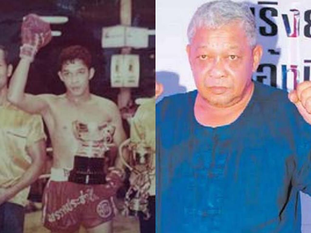 พุฒ ล้อเหล็ก ตำนานมวยไทย เสียชีวิตในวัย 68 ปี