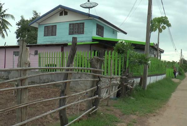 บ้านที่เกิดเหตุ