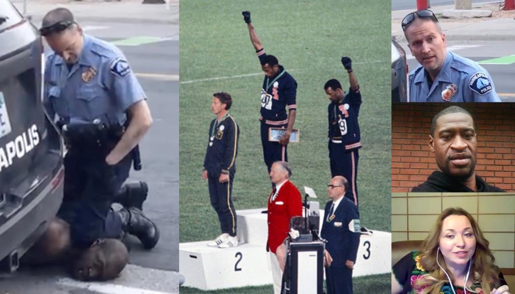 George Floyd กับ ตำรวจเหยียดผิว เคยทำงานที่เดียวกัน !!! / กษิติ กมลนาวิน ราชวังสัน