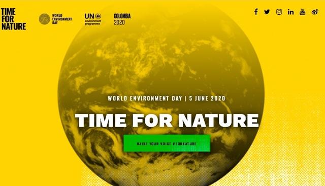5 มิถุนายน วันสิ่งแวดล้อมโลก ปีนี้รณรงค์ความหลากหลายทางชีวภาพ