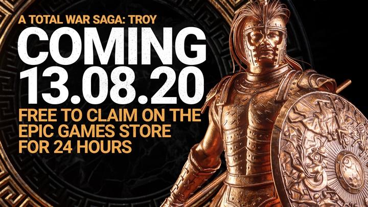"""ปักหมุดเลย! """"Total War Saga: Troy"""" แจกฟรีวันแรกวันเดียว"""