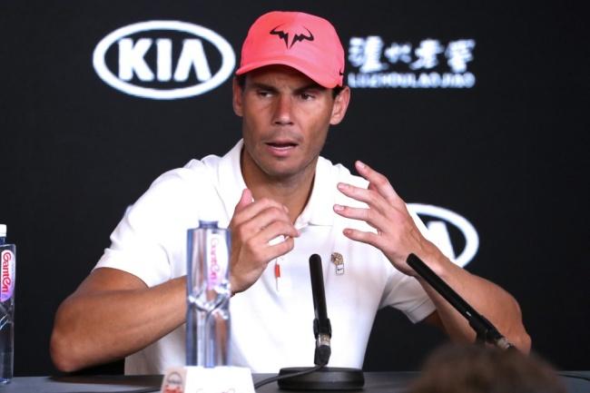 """""""นาดาล"""" เผยเทนนิสอย่าเพิ่งรีเทิร์น ถ้าไม่ปลอดภัย"""