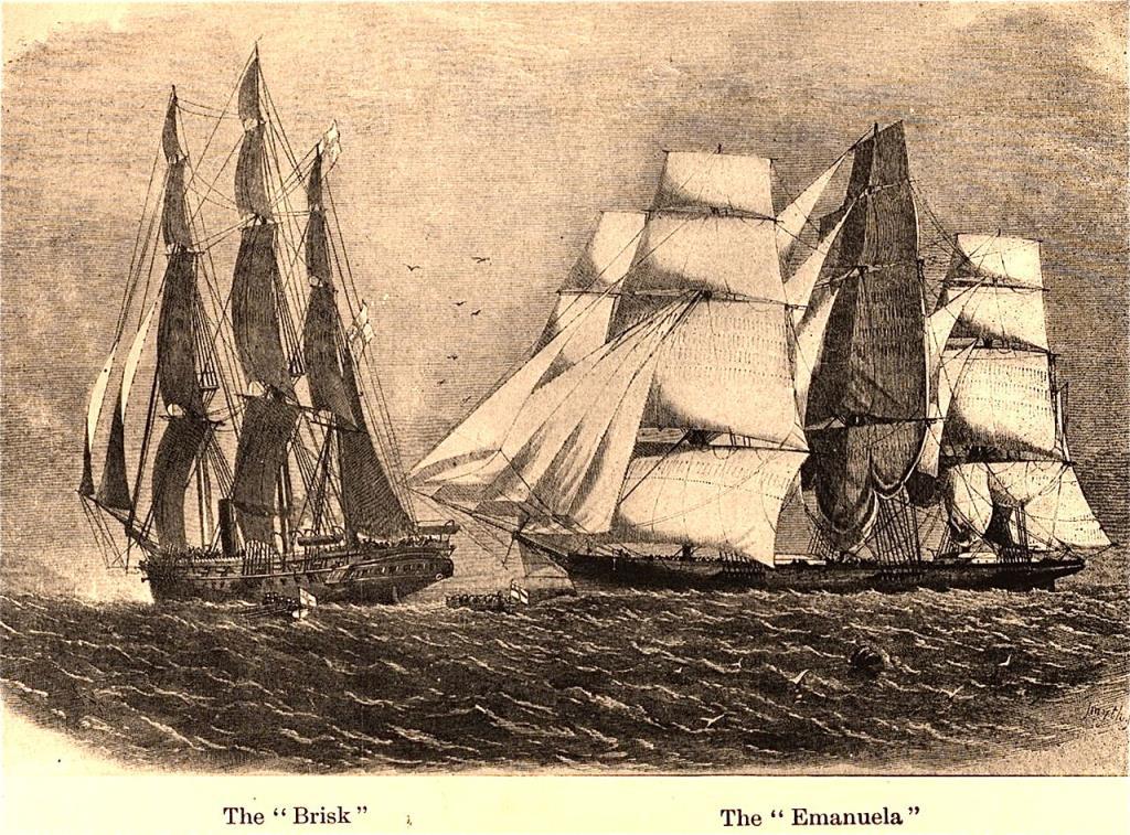 ภาพเล่าเหตุการณ์เรือขนส่งทาส